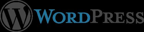 Official WordPress Logo