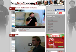 Screenshot for BangBoomCrash.com