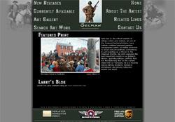 Larry Selman Artwork Website