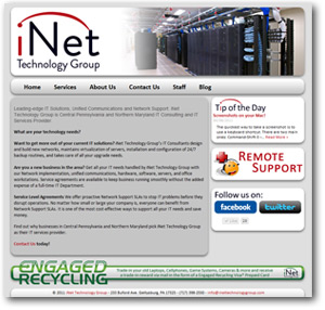 iNet Technology Group From Gettysburg, PA