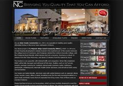 Screenshot of BuildNTC.com
