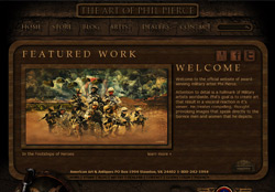 Official Website of Military Artist Phil Pierce