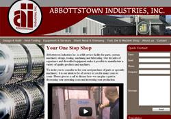 ABBInd.com Website Screenshot