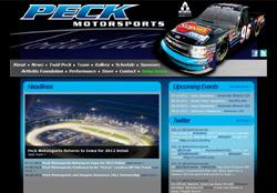Official Peck Motorsports Website