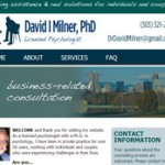Screenshot for DenverPsychologist.com