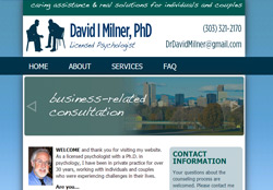 Screenshot for DenverPsychologist.com