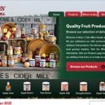 Screenshot of KimesCiderMill.com