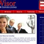 Screenshot of WisorHRConsulting.com